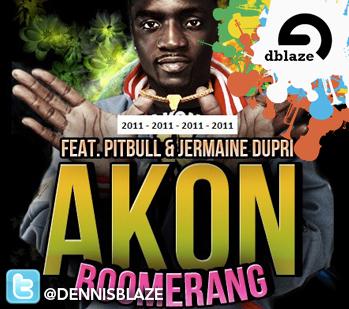 "DJ FELLI FEL, AKON, PITBULL, JERMAINE DUPRI ""BOOMERANG"" DENNIS BLAZE REHYPE (104 BPM)"