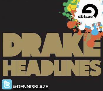 """REMIX RINGTONE: DRAKE """"HEADLINES"""" (DENNIS BLAZE DUBSTEP REHYPE)"""