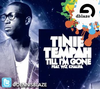 "TINIE TEMPAH ""TILL I'M GONE"" DENNIS BLAZE REFRESH – 80 BPM"