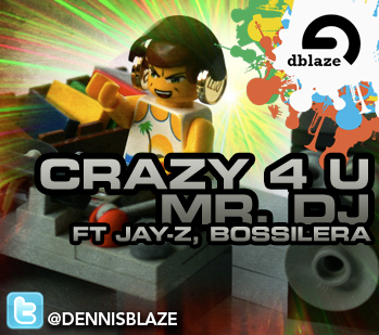 """Crazy 4 U Mr. DJ"" ft @Bossilera (Full Download). Ready for the next project, Bossi."