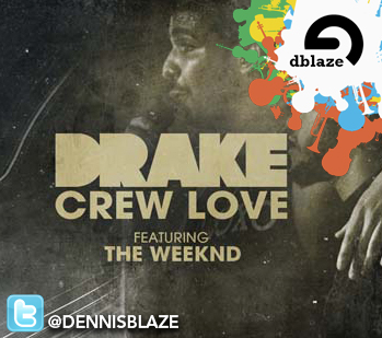 [FROM THE ARCHIVES] DRAKE – CREW LOVE – HIS AND HERS REMIXES [DENNIS BLAZE] FT @chrissyspratt #ninjatools