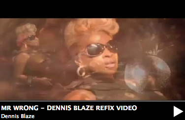 [REFIX VIDEO] @maryjblige @drake MR. WRONG DENNIS BLAZE REFIX
