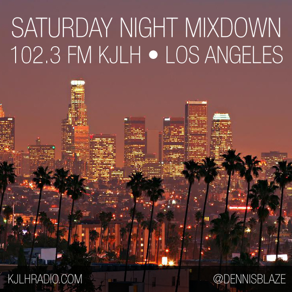 (Airdate 9-1-12) Sat Night Mixdown 102.3 FM KJLH Los Angeles