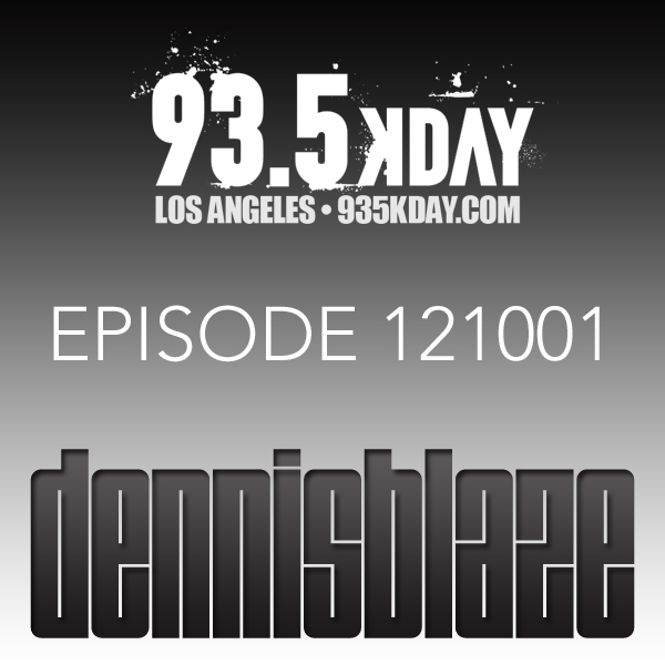 93.5 KDAY Los Angeles 5 O'Clock Rush Hour (Episode 121001) #fulldownload