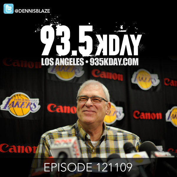 (Ep.121109) 93.5 KDAY Los Angeles 5 O'Clock Rush Hour. Over 2 hours in the mix.