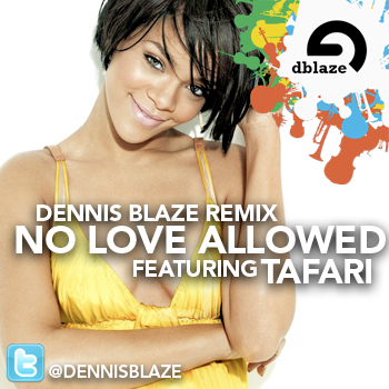 "RIHANNA ""NO LOVE ALLOWED"" FT @GENERALTAF DENNIS BLAZE REGGAE REMIX #NINJATOOLS #FULLDOWNLOAD"