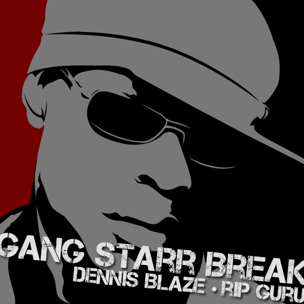 GANG STARR PARTY BREAK #RIPGURU TRIBUTE #NINJATOOLS #GANGSTARR #FULLDOWNLOAD