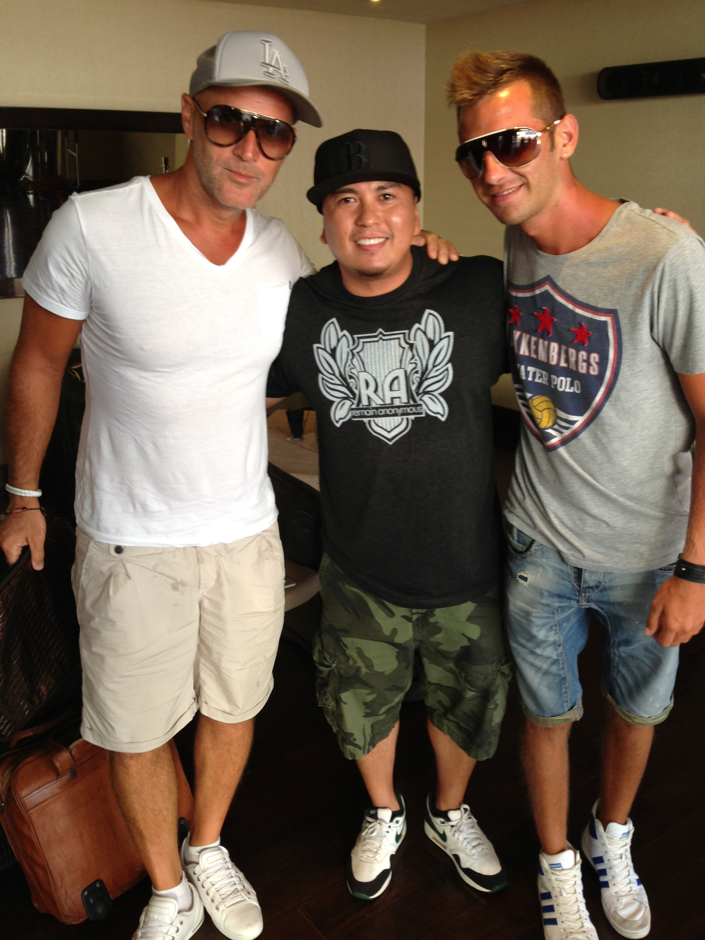 #Fortune421 Pool party w @Crazibiza @YusefTarzi of #houserules @WeAreTuffTurf recap #editorial