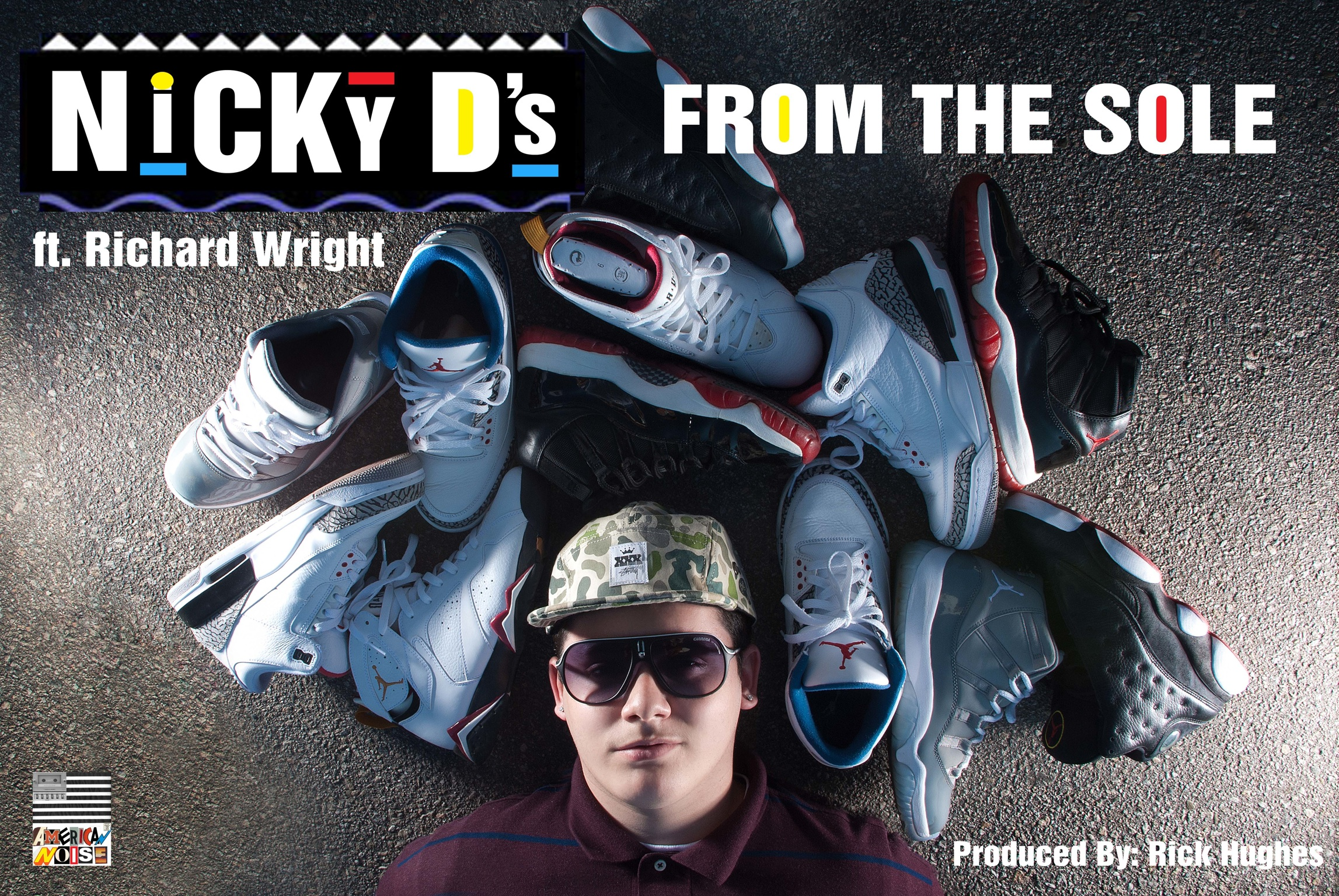 @NICKYDSSS FROM THE SOLE (THE SNEAKER FIEND TRACK) prod by @rick_hughes #ninjatools #newmusic