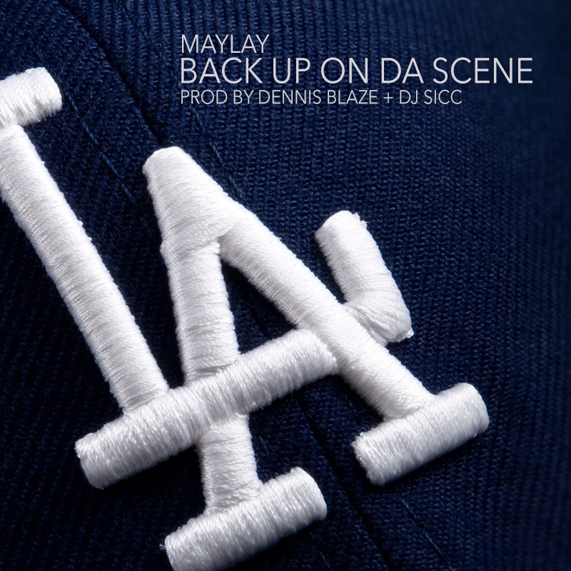 "@youngmaylay ""Back Up On Da Scene"" prod by @dennisblaze + @djsicc #ninjatools #fulldownload"
