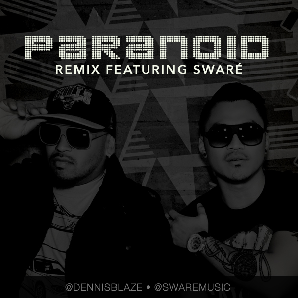 Ty $ ft Swaré – Paranoid Dennis Blaze R&B Remix @swaremusic #ninjatools #fulldownload #rnb