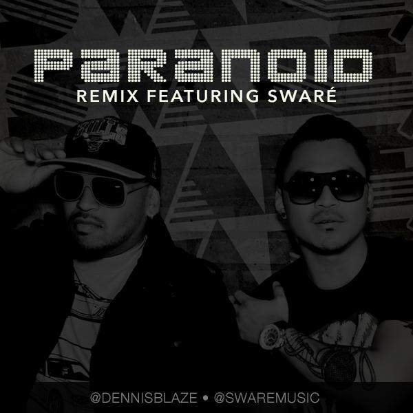 Ty $ ft Swaré – Paranoid Dennis Blaze R&B Remix @swaremusic #ninjatools #fulldownload #rnb