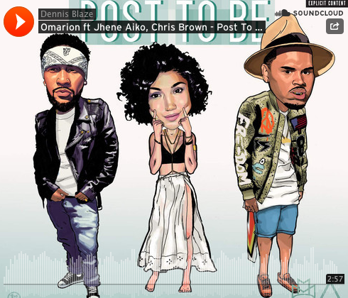 Video: Omarion ft Jhene Aiko, Chris Brown – Post To Be (Dennis Blaze Remix)