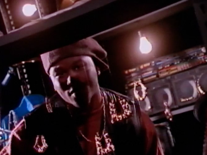 Video: Ahmad – Back In The Days (1994)
