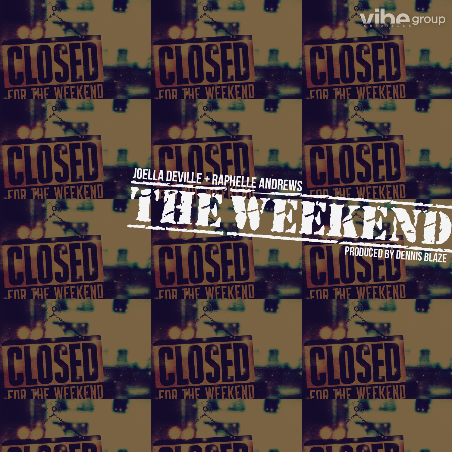 Dennis Blaze ft Joella Deville & Raphelle Andrews – The Weekend
