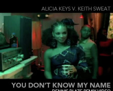 [REMIX VIDEO] ALICIA KEYS – YOU DONT KNOW MY NAME (DENNIS BLAZE REMIX) #NINJATOOLS