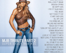 @MARYJBLIGE MIX TRIBUTE PART 2 OF 2. 71 MINS OF MJB #fulldownload #rnb #podcast #maryjblige