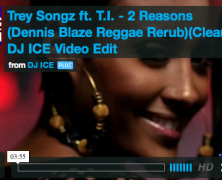 [REMIX VIDEO] @TREYSONGZ @TIP 2 REASONS (DENNIS BLAZE REGGAE RERUB) VIDEO BY @the1djICE www.vimeo.com/47454579 #ninjatools