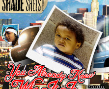@SHADE_SHEIST NEW HEAT – YOU ALREADY KNOW WHO IT IS (DJ EDITS) PROD BY @Shade_Sheist & @AcemanSmooth #ORIGINAL #NINJATOOLS