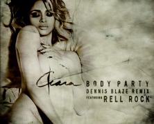 @CIARA BODY PARTY DENNIS BLAZE REMIX FT @RELLROCKMUSIC #ninjatools #ciara #bodyparty
