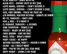 Super Saucy RNB 16 (2011) RNB Gems #podcast